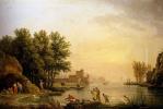 Клод Жозеф Верне. Деревья у берегов