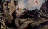 Доменико Беккафуми. Св. Франциск со стигматами