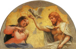 Антонио Корреджо. Коронация Девы Марии