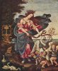 Allegory of music