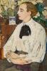 Sandy (portrait of the artist Alexander Stuart-hill)