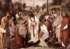 Лоренцо Коста. Обращение Святого Валериана