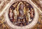Пьетро Перуджино. Христос во славе своей