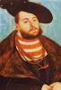 Portrait of John Frederick, elector of Saxony