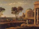 Aeneas on Delos