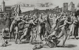 The massacre of the innocents. The engraved work of Raphael
