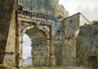 Шарль-Луи Клериссо. Арка Тита в Риме