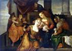 Паоло Веронезе. Обручение Святой Екатерины