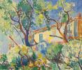 The Home of Signac, 'Les Cigales', Saint-Tropez