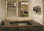 Andrew Wyeth. Spring grazing