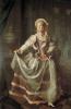 Портрет воспитанницы Императорского воспитательного общества благородных девиц Александры Петровны Левшиной