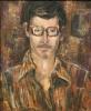 Portrait of Slava Denisov