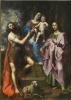 Богородица с младенцем между святыми Иоанном Крестителем и Иоанном Богословом