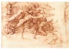 Микеланджело Буонарроти. Лучники