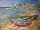 Лодки в Золотом