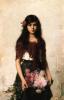 Цветочная девочка
