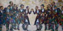Multicolor Shabbat - Цветной шаббат.