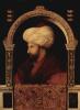 Портрет султана Мухамеда II