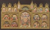 Паоло Венециано. Полипитих с коронованием Марии, общий вид
