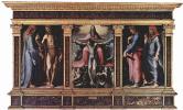 Доменико Беккафуми. Святая Троица