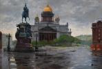 Анна Владимировна Борисова. Петербург после дождя