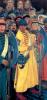Едут. Народ московский во время въезда иностранного посольства в Москву в конце 17 века