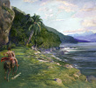 Вьючная тропа на Таити