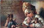 Елизавета Меркурьевна Бём (Эндаурова). Удивление