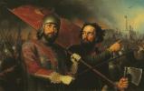 Михаил Иванович Скотти. Минин и Пожарский. 1850