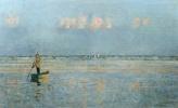 Сергей Александрович Гавриляченко. Вечерние облака. 2003