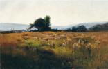 Уиллард Лерой Меткалф. Вид на горы