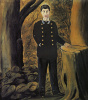 Portrait Of Ilya Zdanevich