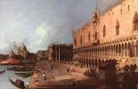 Джованни Антонио Каналь (Каналетто). Дворец