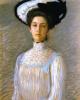Алиса в белой шляпе