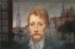 Дурмер Луциан Леви. Мужской портрет