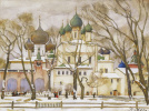 Rostov cathedrals