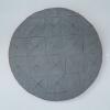 Object, round light grey
