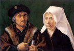 Ян Госсарт. Монашка