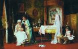 The nurse (Maternal instinct)