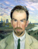 Portrait Of Alexander Ivanovich Anisimov