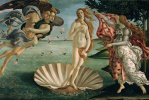 Sandro Botticelli. Birth Of Venus