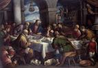 Франческо Бассано. Тайная вечеря