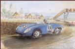 Рой Роб. Синий автомобиль