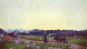 Джованни Сегантини. Альпийский триптих. Бытие
