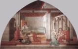 Фра Филиппо Липпи. Рождество Христа