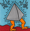Untitled (Dancing Pyramid)