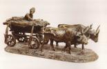 Chumak with a cart