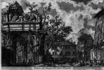 Джованни Баттиста Пиранези. Вид храма Веспасиана
