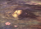 Джон Лафарг. Девушка в реке