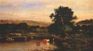 Scene on the Hudson